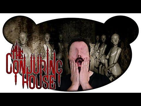 The Conjuring House #17 - TILT! (Gameplay Deutsch Facecam Horror)