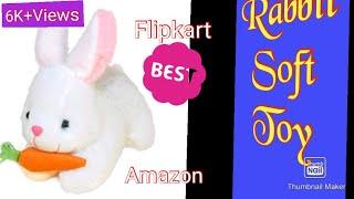 Rabbit Soft Toy Review Amazon Flipkart