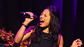 Eva Noblezada sings