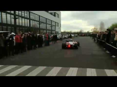 Goodbye from the Toyota F1 Team (Engine song)
