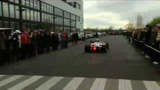 Toyota Out Of F1 Racing Videos