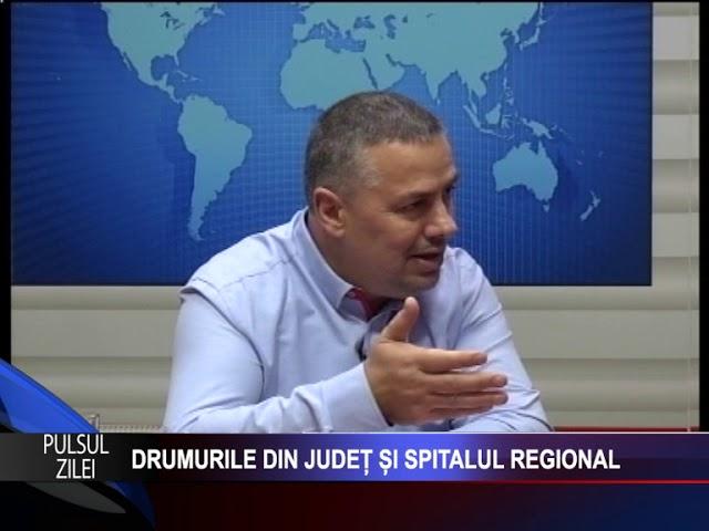 PULSUL ZILEI: 1 MARTIE -  DRUMURILE DIN JUDEȚ ȘI SPITALUL REGIONAL