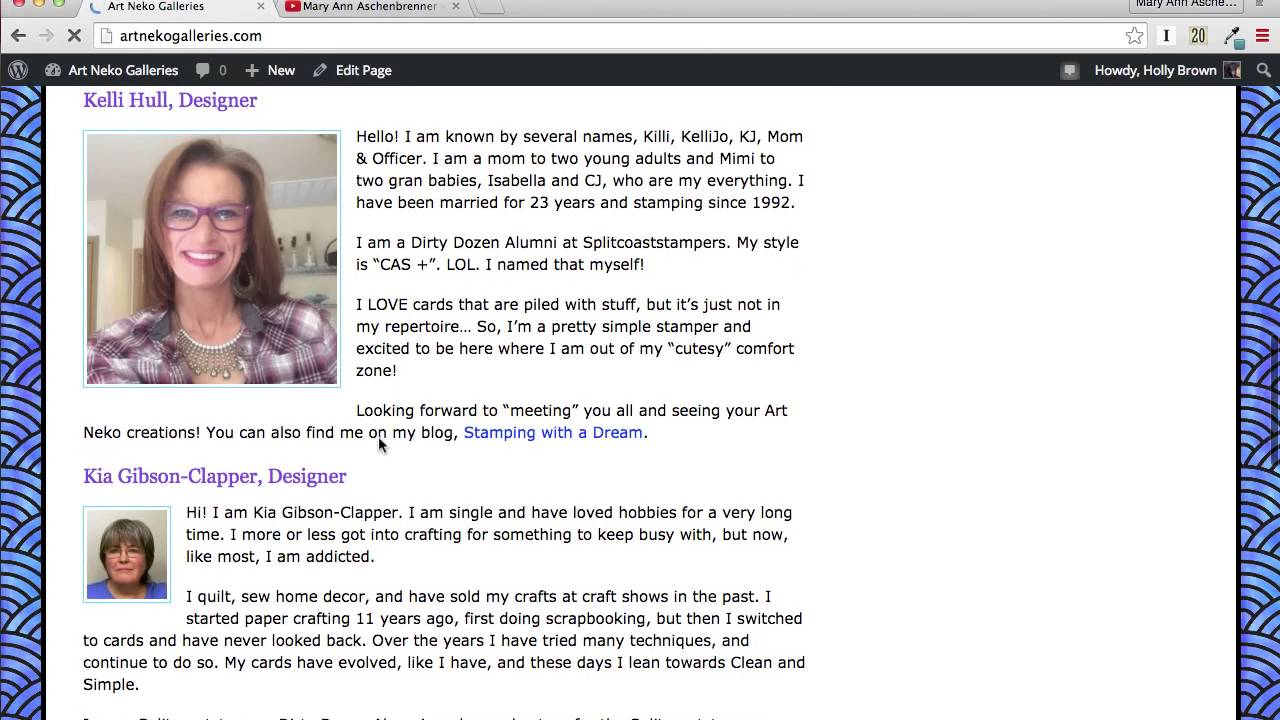 Most Blog Posts These Days Are Pretty >> Adding Categories And Tags To Wordpress Blog Posts Youtube