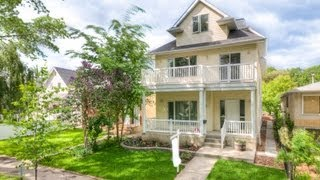 Infill Home Sold in Old Strathcona, Edmonton. 2600 sqft, 5 bedrooms, 5 baths, Double Attached Garage
