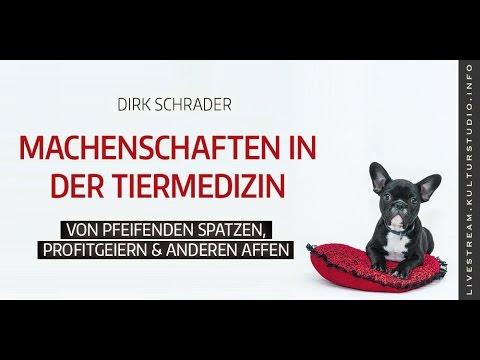Machenschaften in der Tiermedizin - Dirk Schrader | KT 152