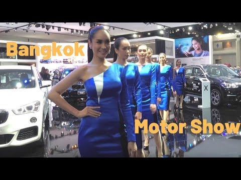 Bangkok International Motor Show 2018 + Electric Vehicles review