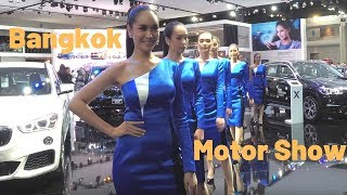 Bangkok Intnl Motor Show 2018 + Electric Cars Review