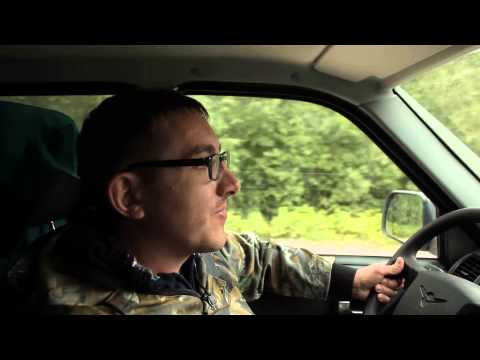 """Видеообзор видеорегистратора Mio MiVue 518.  Экспедиция """"На Север!"""""""