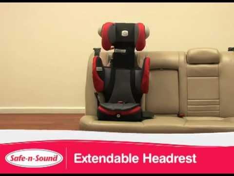 safe n sound encore 10 car seat baby mode melbourne australia youtube. Black Bedroom Furniture Sets. Home Design Ideas
