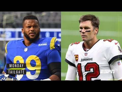 Los Angeles Rams vs Tampa Bay Buccaneers Monday Night Football preview  Monday Tailgate