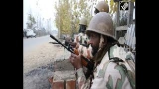 India News - One terrorist killed in encounter in India