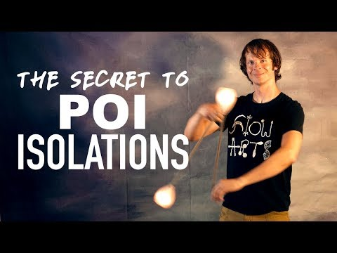 The Secret to Poi Isolations