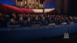 High on the Mountain Top (2019)   The Tabernacle Choir w/ Bells on Temple Square