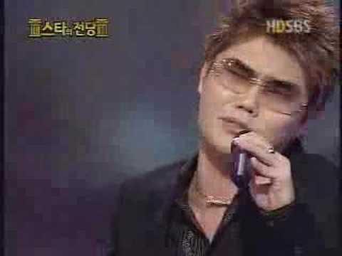 Kim Bum Soo singing Bo Go Ship Da(iblis_tegal