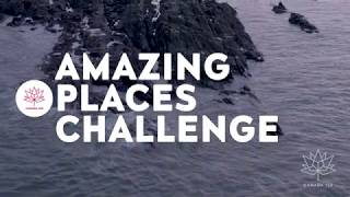 The Amazing Places Challenge