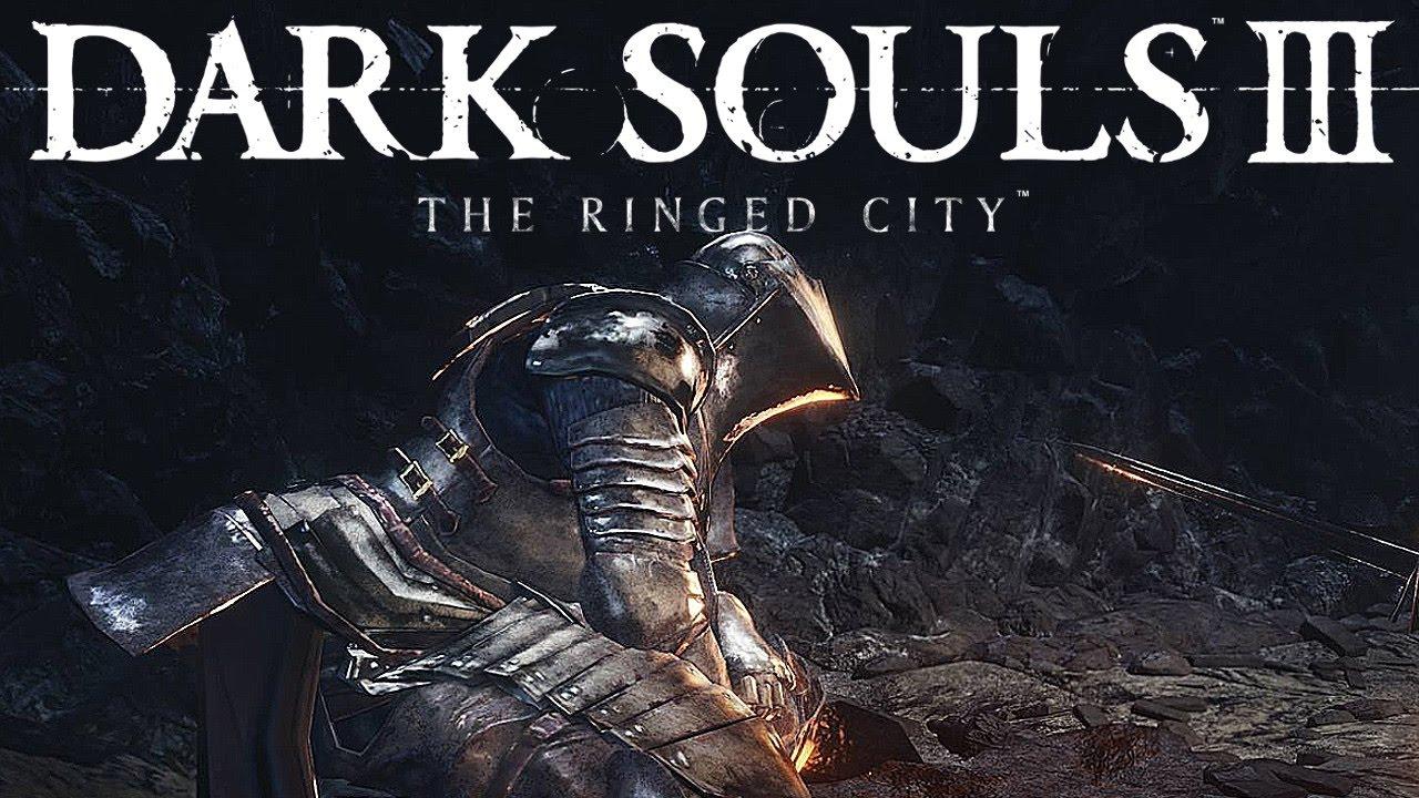Dark Souls  Ringed City Starting