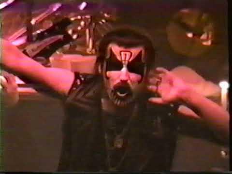 King Diamond & Mercyful Fate Live In The Shadows 10-21-93
