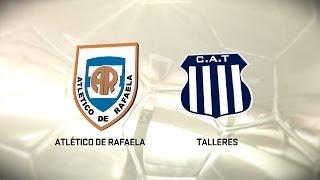 Atl. Rafaela vs Talleres full match