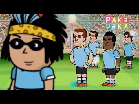 El asombroso equipo de zamba uruguay canal pakapaka for El asombroso espectaculo zamba