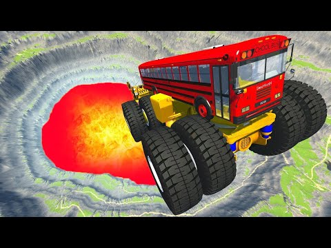 НОВЫЙ МУЛЬТФИЛЬМ про машинки для мальчиков Beamng Drive мультик аварии машины гонки машина