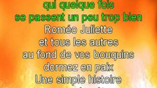 Joe Dassin - salut les amoureux (karaoké)