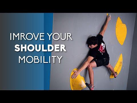 Climbing Shoulder Mobility: A Favourite Exercise