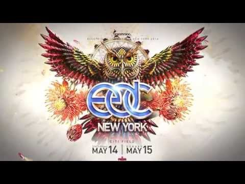 EDC New York 2016 Announcement Teaser