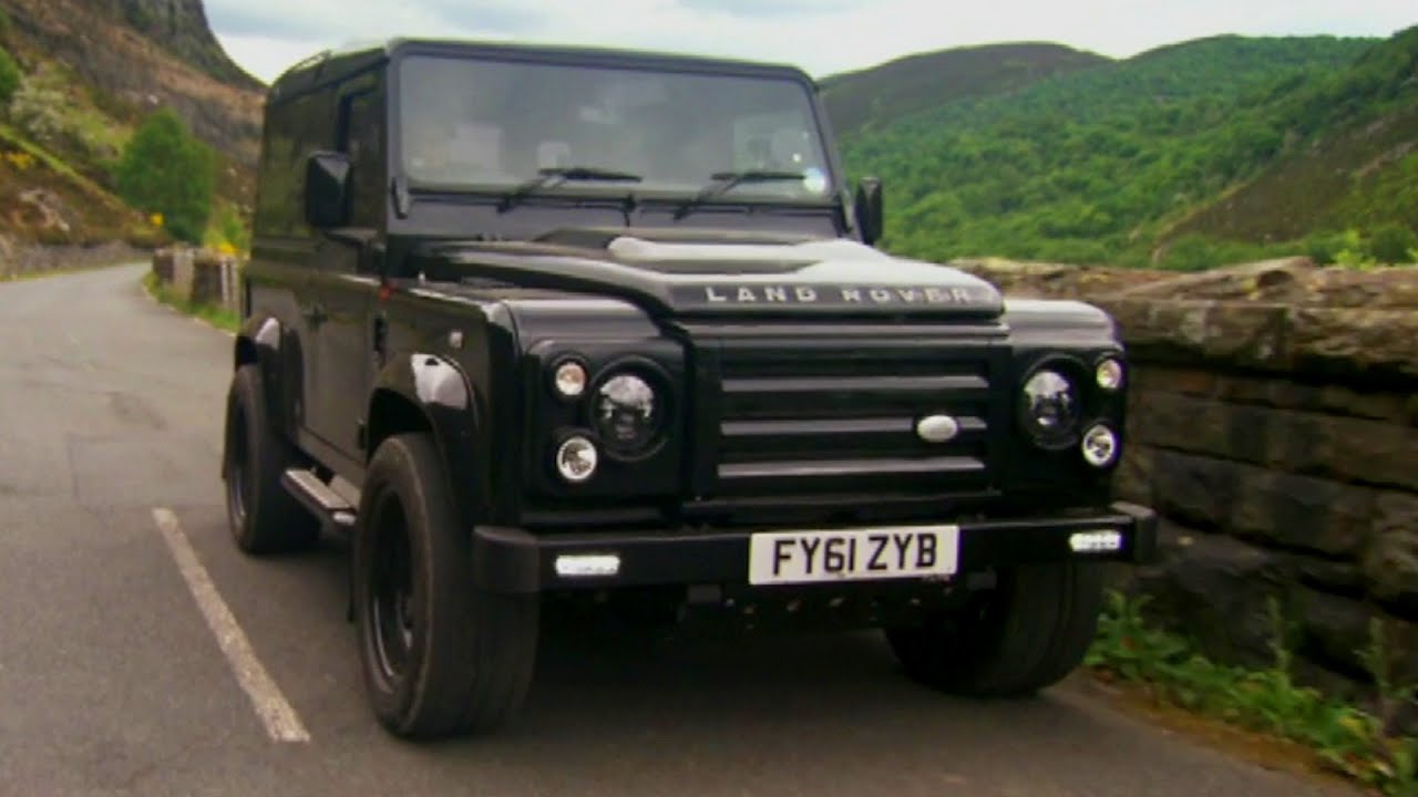 Prindiville Defender The Luxury Land Rover Fifth Gear
