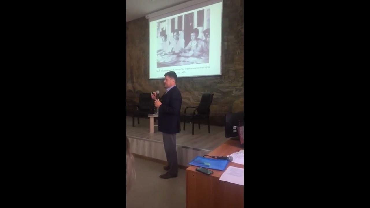 «Диалог на равных» Евгений Мамичев