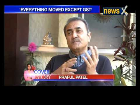 Cover Story by Priya Sahgal: Praful Patel exclusive