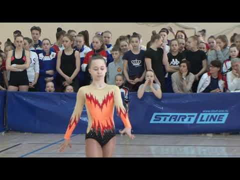 Чемпионат и первенство УрФО по спортивной аэробике. День 2