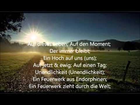 Andreas Bourani - Auf Uns Lyrics