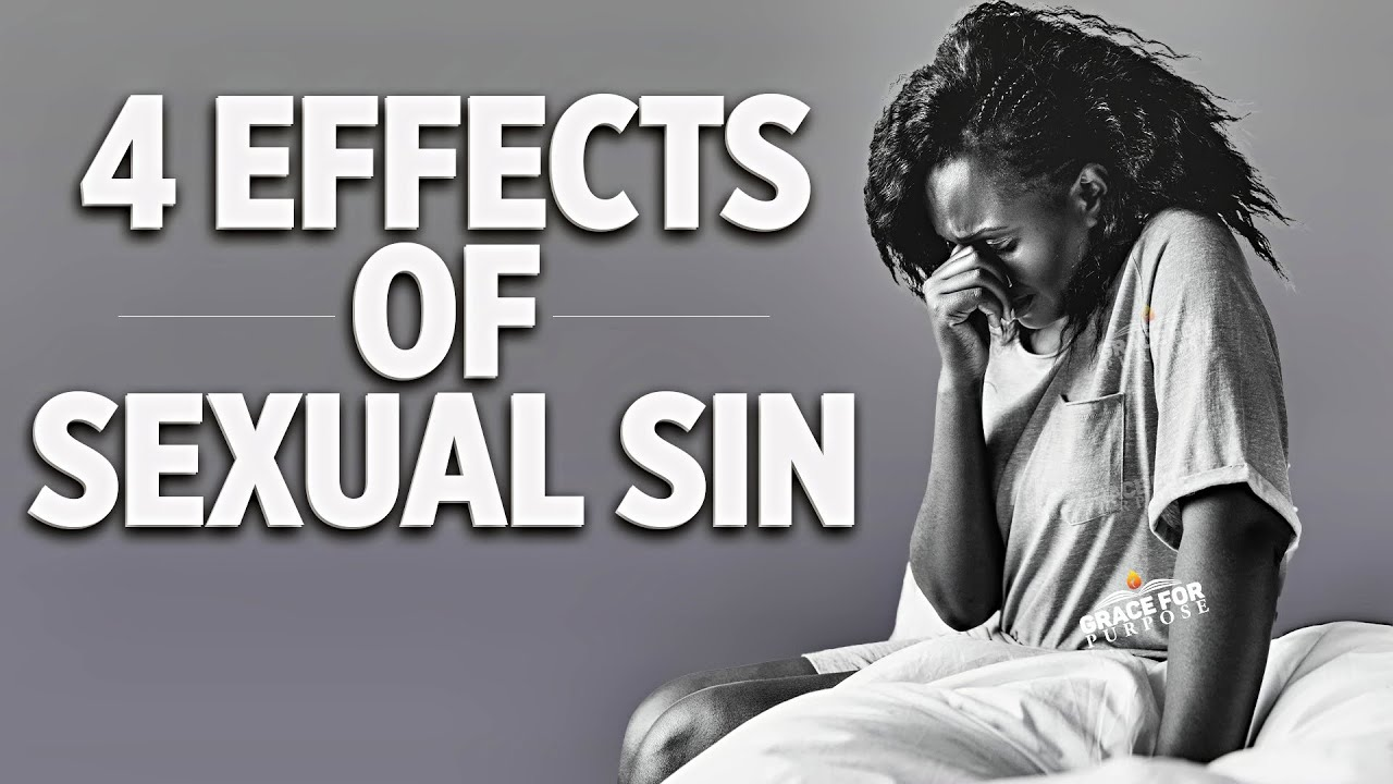 You Never Realise The Effect Of Sexual Sin Until Its Too Late.....