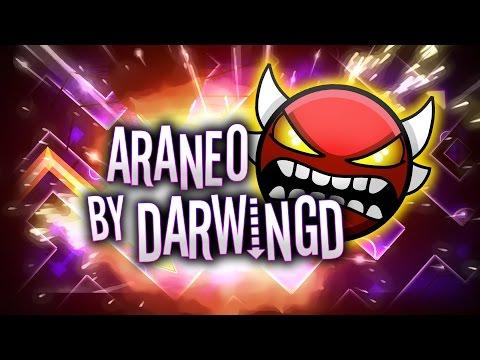 [VERY HARD DEMON] -Araneo- By darwinGD (First to beat it)
