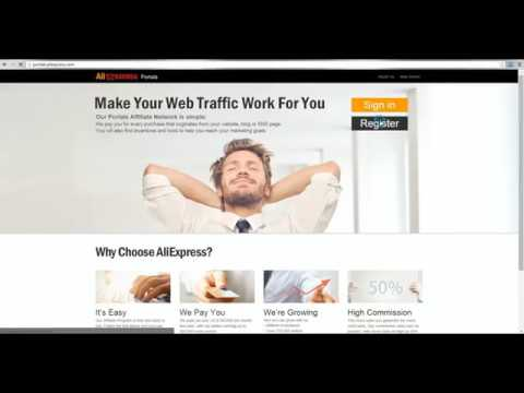how to earn online not sale any product world largest onlone saling web site  ALIEXPRESS