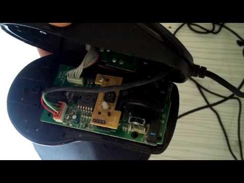 How To Repair A4 Tech Mouse A4 Tech Faresini Açmak