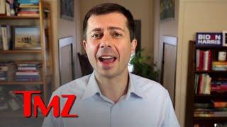 Pete Buttigieg Worried About SCOTUS Power Grab by Senate Republicans | TMZ