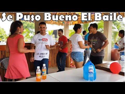 -Esto Se Prendió🔥Se Puso Bueno El Bailongo //Bailando Cumbias Con Sabor-