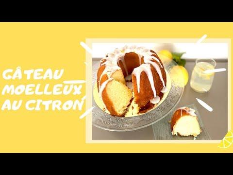 gâteau-moelleux-au-citron-rapide-et-facile-(avec-glaçage)
