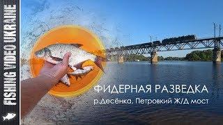видео Рыбалка на новом месте