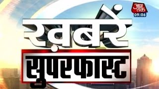 Khabare Superfast: October 30th, 2015 | 9:00 AM