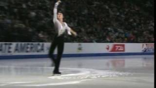 2008 Johnny Weir Ave Maria Skate America
