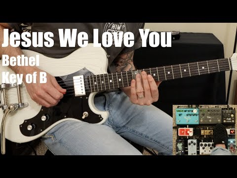 Jesus We Love You | Lead Guitar (with slide)