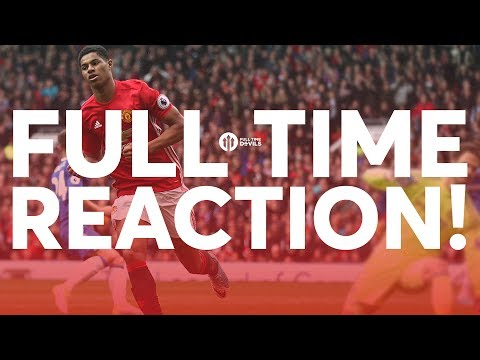 Manchester United vs Crystal Palace | LIVE REVIEW FROM OLD TRAFFORD