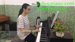 Lớp Piano Người Lớn - Giáng Hương - Scarbough Fair & Romance [TT Âm Nhạc Upponia - Tự Học Piano]