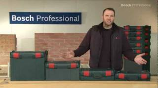 Bosch L-BOXX - ящики для инструмента
