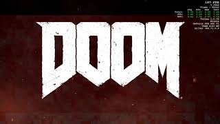Doom 2016 - ULTRA Settings Gameplay (Vulkan API - GTX 980Ti) (First Mission)