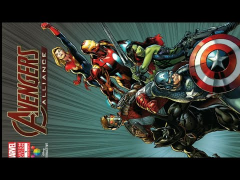 Marvel Avengers Alliance:Comic Book Free To Read Online