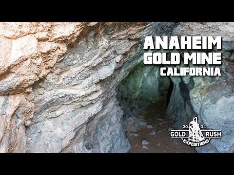 Anaheim Gold Mining Claim - California - 2017