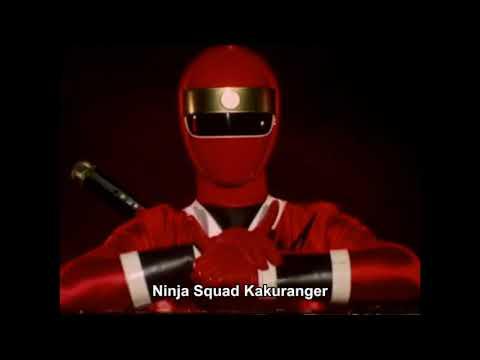 Ninja Sentai Kakuranger Episode Ps ReUpload